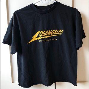 Brandy Melville Los Angeles 1984 Lightning Tee